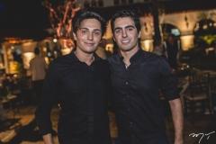 Lucas e Max Druz