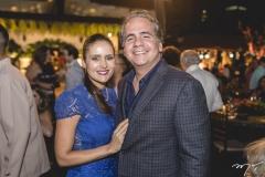 Manoela e Ricardo Bacelar