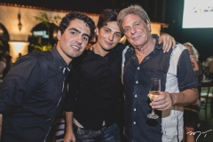 Max, Lucas e Richard Druz