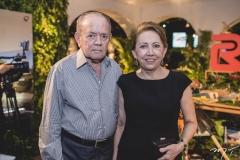 Pedro Henrique e Mana Saraiva Leão