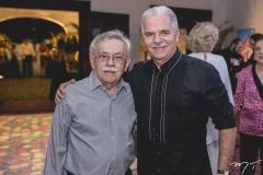 Raimundo Padilha e Pio Rodrigues Rolim