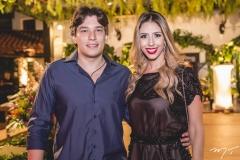 Ricardo Rios e Carolina Pontes
