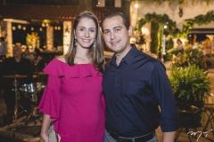 Sarah e Paulo Rolim