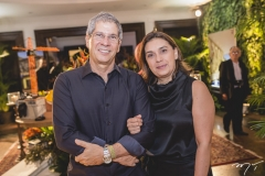 Severino Ramalho Neto e Isabella Ramalho