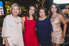 Stella, Sandra, Edyr e Denise Rolim
