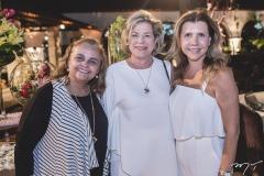 Toca Couto, Stella Rolim e Georgia Saboia
