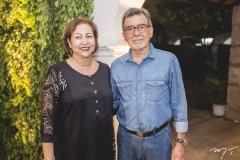 Valdelici e José Mascael