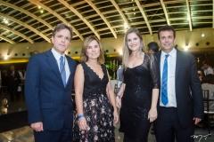 André Jucá, Gyna Machado, Raquel e Magno Ferreira