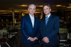 Marcos Ávila e André Jucá
