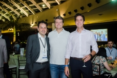 Maurício Maia, Luiz Felipe e Luiz Eduardo