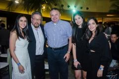 Natália Filgueiras, Oxima, Hermelino Oliveira, Fernanda Scudeler e Ana Marisa