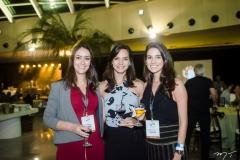 Renata Carneiro, Letícia Torres e Gabriela Lopes