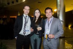 Roberto Pigini, Fabiana e Fábio Tokunaga