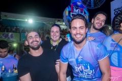 Bruno Novais, Clara Frank, Tom Santos e Tiago Vanderlei