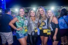 Ira Frota, Gisele Vieira, Célia e Bruna Magalhães