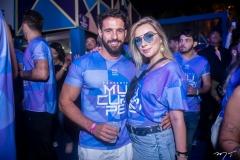 Lucas Veras e Marília Recamonde