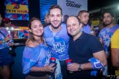 Roberta Cardoso, Guilherme Bismarc e Leonardo Ferreira