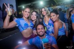 Sofia Guimarães, Roberta Sales, Maria Cecília Castro, Camila Ferreira e Tom Santos