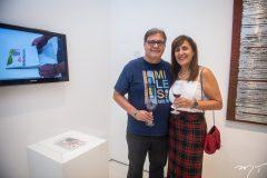 Afrânio e Eliane Barbosa