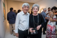 Akira e Valéria Onoi