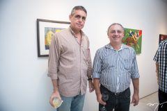Delmiro Zamenhof e Henrique Pinto