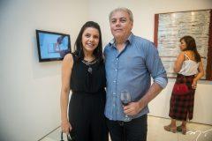 Dorotéia Pinto e João Marcos Sales
