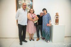 Esdras Guimarães, Maria Eugênia, Francisco de Almeida e Neuma Figueiredo