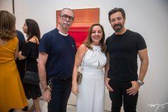 Eugênio e Regina Vieira e Carlos Otávio