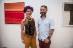 Fernanda Limaverde e José Nascimento