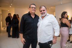 José Guedes e Eduardo Queiroz