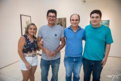 Lenny Duarte, Elton Gomes, Luiz Carlos e Luiz Carlos Júnior