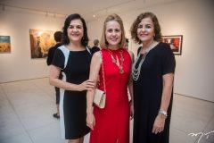 Mazarelo Ramalho, Tereza Ximenes e Lídice Gadelha