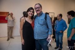 Raquel Morano e Custódio Santos