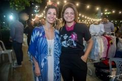 Angélica Freitas e Rafaele Cavalcante