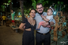 Lívia Maria, Marcelo Ferreira e Pérola Meyer