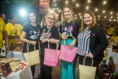 Patrícia Liebmann, Socorro França, Onélia Santana e Denise Aguiar