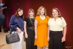 Ana Lourdes, Carmem Sinira, Joria e Joseli Ararie (3)