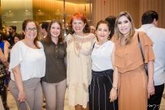 Ana Xavier, Rocaia Dutra, Fátima Duarte, Vânia Aldigueri e Denise Sahd (1)