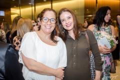 Ana Xavier e Rocaia Dutra