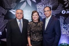 João Carlos Paes Mendonça, Ana Maria Studart e Beto Studart (4)