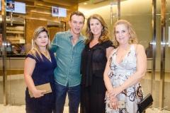 Juliana Holanda, Fred, Alexandra Pinto e Solange Palhano (2)