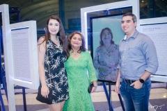 Larissa Rocha, Maria Vital e Nicolas Maia