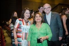 Lenia Soares, Maria Vidal e Ednilton Soarez