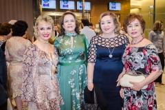Maraia Vanda Sá, Nadja Parente, Vilma Patrício e Tane Albuquerque (1)