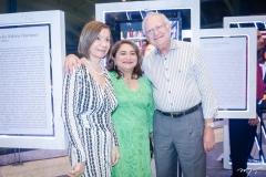 Naria José Machado, Maria Vital e Hugo Machado (3)