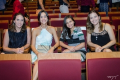 Renata Santos, Karine, Giovanna e Ticiana Studart (3)