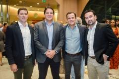 Rodrigo Katah, João Carlo Tavares de Melo, Luiz Leal e Edio Silveira (1)