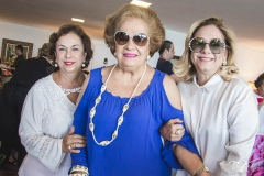 Julia, Beatriz e Sarah Philomeno