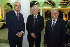 Antonio Albuquerque, Julio Lima Verde e Aldecio Lima