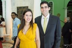 Dayse e João Gabriel Rocha